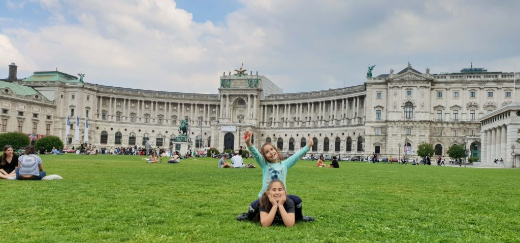 וינה, ארמון הופבורג