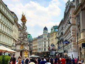 וינה, העיר העתיקה
